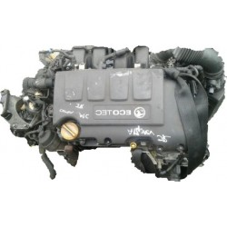Moteur Opel 1.4 i 16 V 87 CH